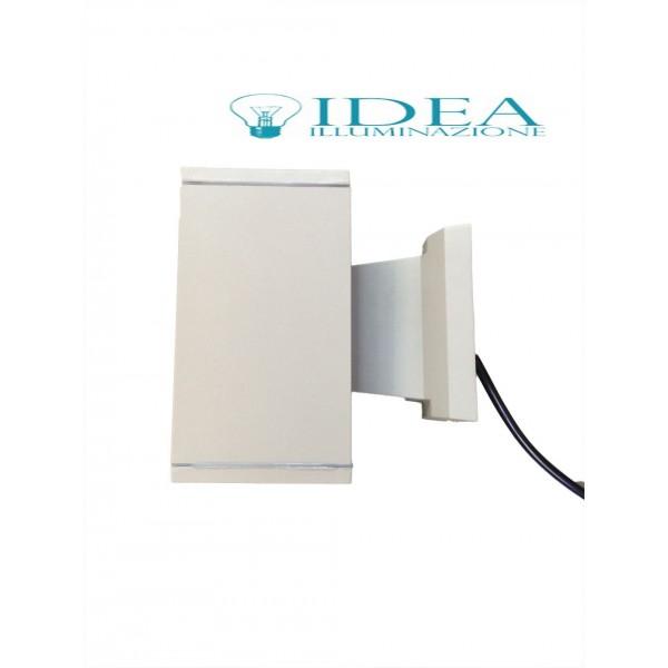 Applique led applique da parete luce led biemissione - Applique da parete led ...