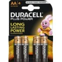 Batterie Duracell Stilo AA Long Lasting Power Plus Power