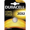 Batteria Duracell a Bottone 2032 Long Lasting Power Plus Power