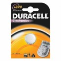 Batteria Duracell a Bottone 1220 Electronics