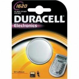Batteria Duracell a Bottone 1620 Electronics