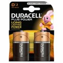 Batterie Duracell Torcioni D2 Long Lasting Power Plus Power