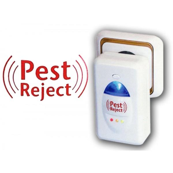 Pest reject scaccia insetti roditori mosche zanzare - Antizanzare ultrasuoni da esterno ...