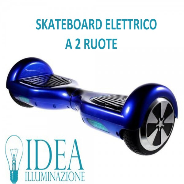 skateboard elettrico smart balance wheel con pedana elettrica a 2 ruote. Black Bedroom Furniture Sets. Home Design Ideas