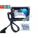 Faro proiettore Led RGB 10w IP66 M.color