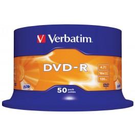 DVD-R Matt Silver 4,7 GB