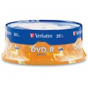DVD-R Matt Silver 4,7 GB