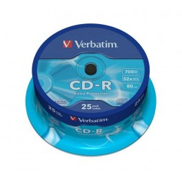 CD-R Extra Protection 700MB