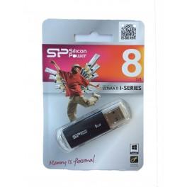 Silicon Power Memoria USB portatile  8GB