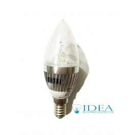 Candela LED E14- 3w 3000°K