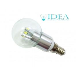 Mini globo LED E14- 3w 3000K