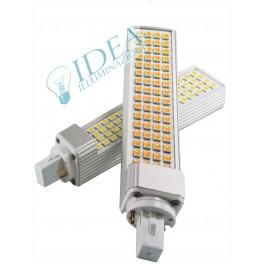 Pl led G24 64 led SMD 12w 3000K