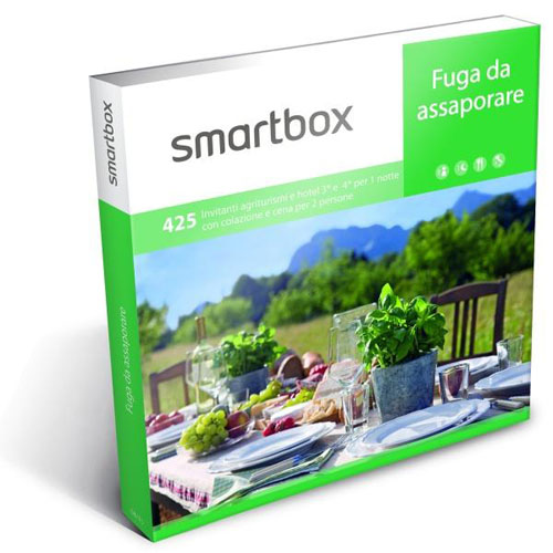 Smart box Fuga da assaporare
