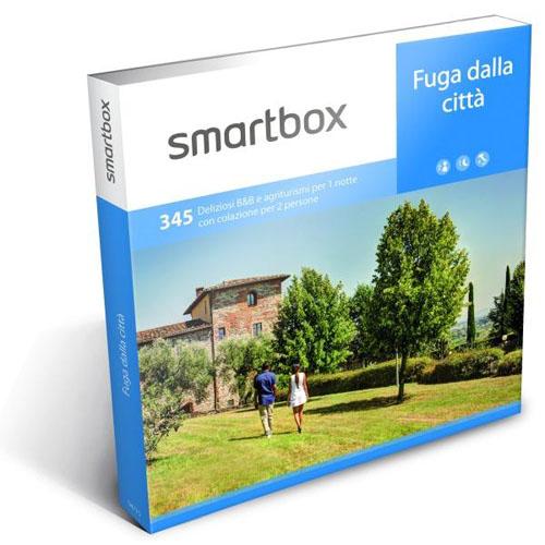 Smart box Fuga dalla Città