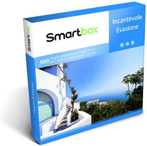Smart box Incantevole evasione
