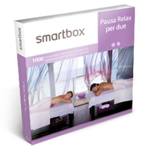 Smart box Pausa relax per due
