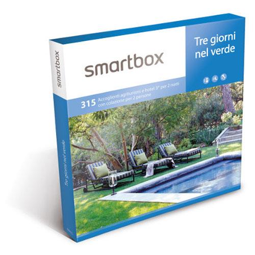 Smart box Tre giorni nel verde